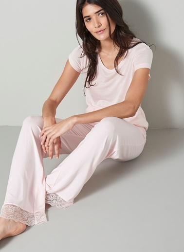 Chakra Jess Pijama Altı Pudra